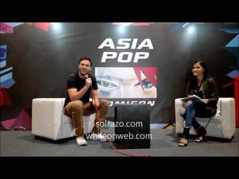 Nicholas Hoult interview at Asia Popcon Manila 2016