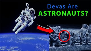 Ancient Astronauts carved in Hoysaleswara Temple? Sculpture Proves Space Travel in Distant Past?