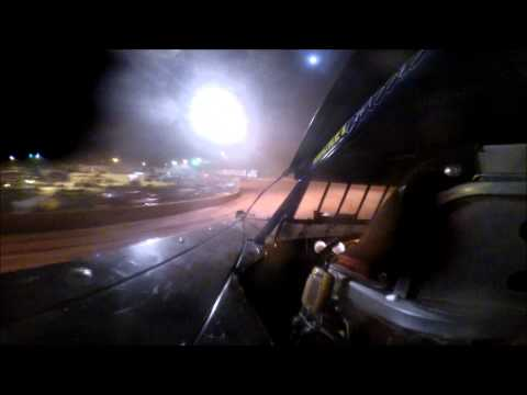 Laurens County Speedway Crate Late Model Main 6/10/2014