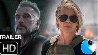 Terminator: Dark Fate - Official Teaser Trailer + Behind The Scenes (2019) - Paramount Pictures