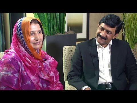 She's a good girl: Talking to Malala Yousafzai's parents