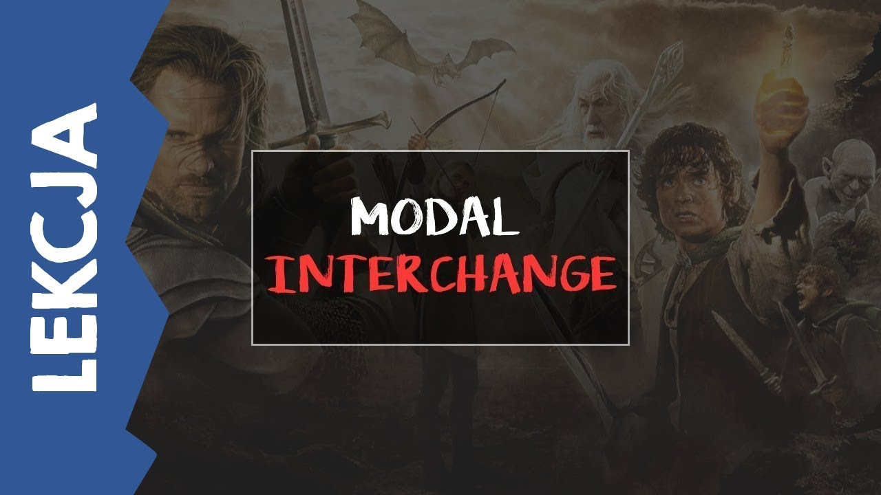 Modal Interchange – PL