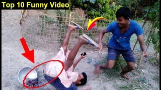 New Funny Video l Try Not to Laugh l Best Funny Video by Funny Boy's Fun (Part-3)