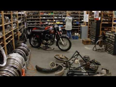BRAM Motoren , classic BSA Triumph Norton Matchless spares