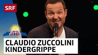 Claudio Zuccolini parodiert Parodisten