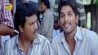 Sunil & Allu Arjun Blockbuster Comedy Scene   #Alluarjun   Express Comedy Club