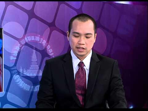 Laos National Television - Ban tin Tieng Viet - Ngay 01/09/2015