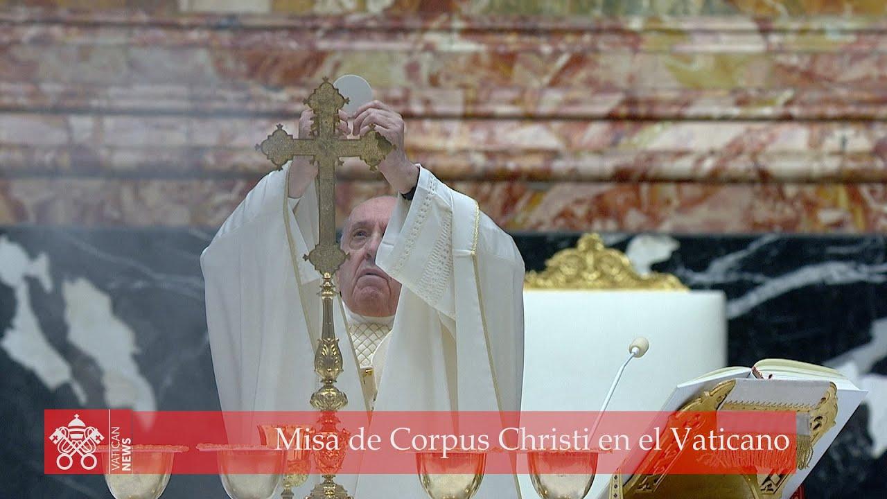 Siete días con el Papa Francisco (10 de junio de 2021)