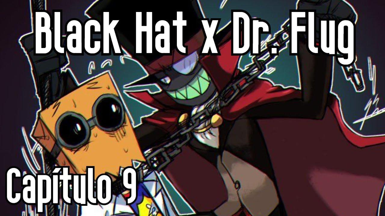 Black Hat x Dr. Flug Cap 9 | Cómic yaoi