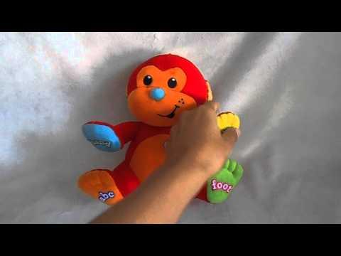 Infantino Sing & Play Monkey /  www.folk-ferrari.pantown.com