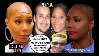 Tamar Braxton Dragged for Not Posting Gabe Solis Passing (Trina Ex Husband) & RESPONDS!