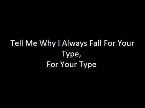 Drake - Fall For Your Type with Lyrics on Screen