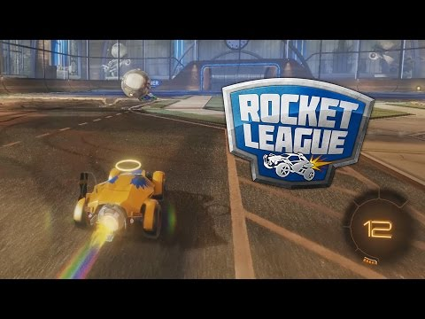 Karaoke & freestyle med Dilton & Alphaztorm | Rocket League 3vs3