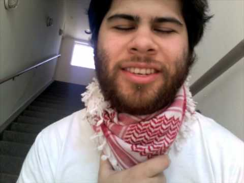 Day 8 – 40 Day Give Away. Palestinian Scarf