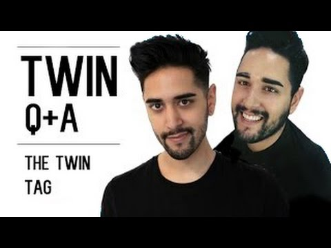 TWIN Q&A ( The Twin Tag) ✖ James Welsh