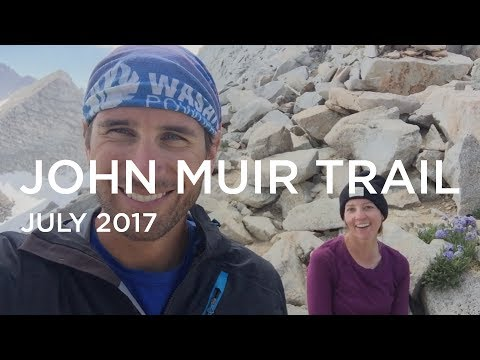 John Muir Trail 2017