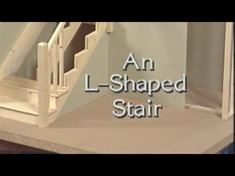 Superior How To Make L Shaped Stairs