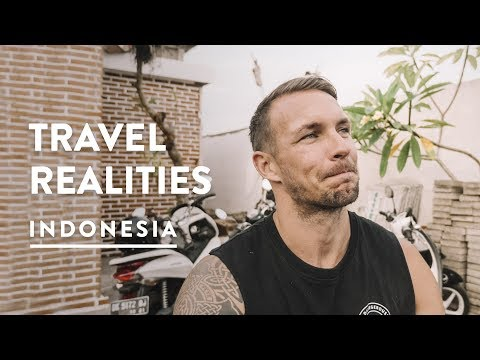 TRAVEL DAYS CAN SUCK – UBUD TO CANGGU | Bali, Indonesia Travel Vlog 140, 2018
