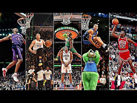 Best Dunk of Slam Dunk Contest on Every Team In The NBA!