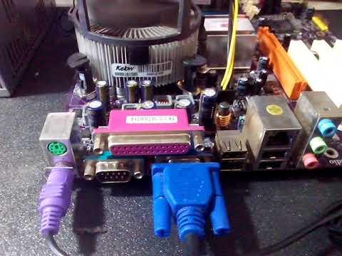 ECS P4M800PRO-M ETHERNET DRIVER
