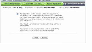 Studentloans.gov Video Tutorial