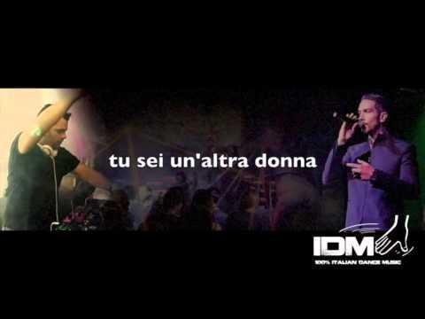 IDM - Confessa ( Video Lyrics ) Cover of Adriano Celentano
