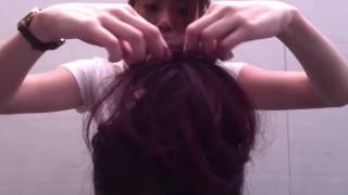 Ohsobeaute Hair #1 Donut bun Thumbnail