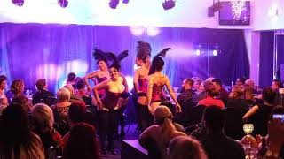 Boutique Burlesque Student Showcase, Lady Marmalade