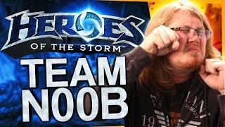 Heroes of the Storm - Team N00B