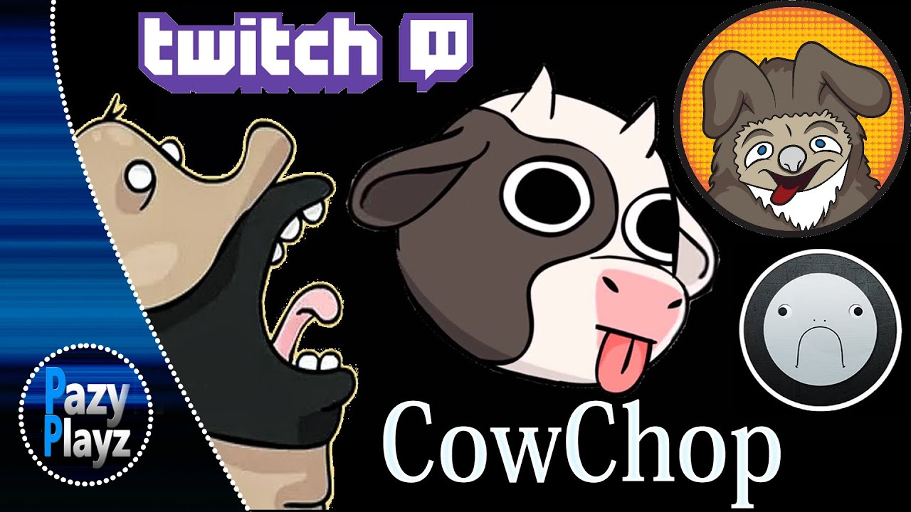 COWCHOP/The Creatures Announcement TWITCH HIGHLIGHTS ... Uberhaxornova Animated Classics Kevin