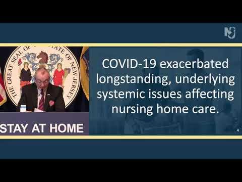 Coronavirus in New Jersey: Update on June 3, 2020