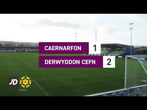 Caernarfon Druids Goals And Highlights