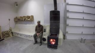 ABC acres: Heating Efficiently: Rocket Mass Heater - episode #053