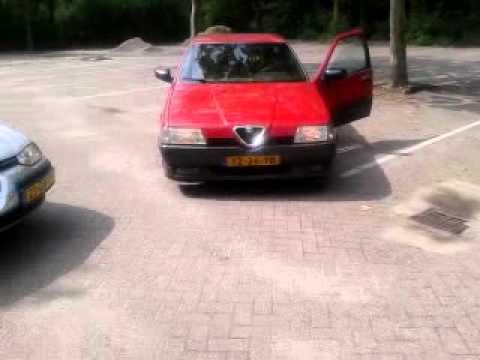 Alfa romeo 156 en 164