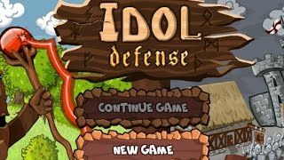 Idol Defense Full Gameplay Walkthrough