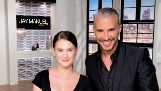 How to apply Blush and Highlighter Tutorial | Jay Manuel Beauty