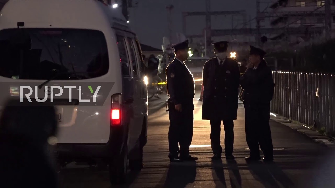 Japan: Horror in Tokyo suburb as police find nine dead bodies in flat