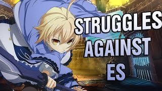 Playing against a Under Night In Birth character in UNIEL is fine. ...