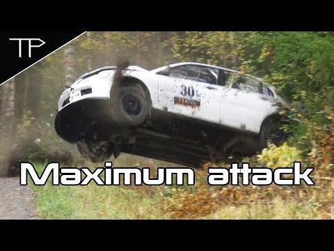 Best of summer rallying 2017 - Max attack, mistakes & crashes