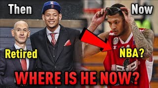 Where Are They Now? ISAIAH AUSTIN