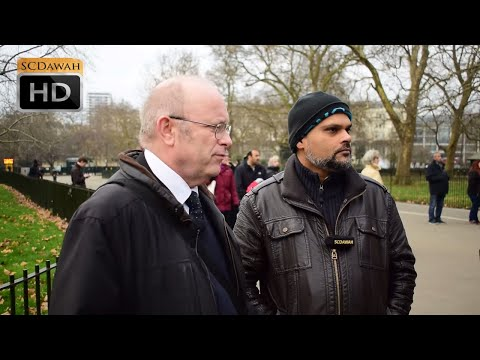 P1 - Unificationist?! Hashim vs Christian  | Speakers Corner | Hyde park