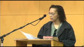 Geography of Hope Conference: Panel 1 Lauret Savoy