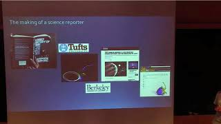 Natalie Wolchover: Science Reporting in the Age of Sound Bites
