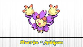 Awesome Pokémon sprites!