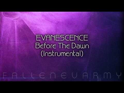 Evanescence  Before The Dawn Instrumental