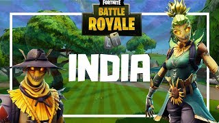 Fortnite India | Why It is So Hard To be Pro | !giveaway