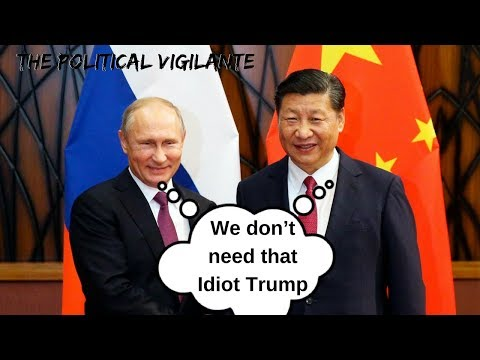 Russia China Want To Bypass Petrodollar - The Political Vigilante