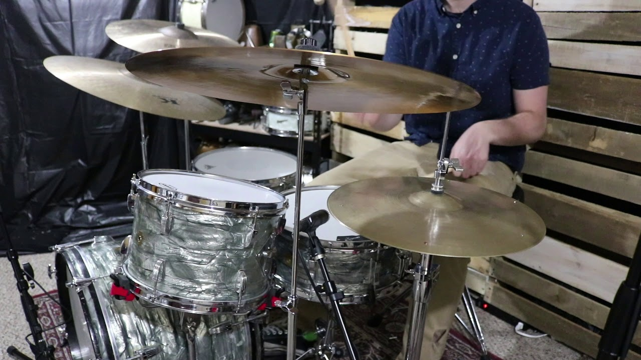 how to assemble a ludwig drum set