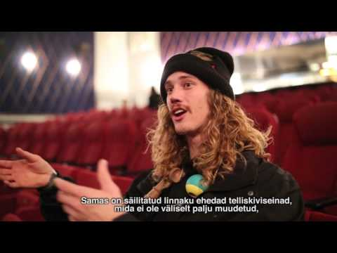 Visit Estonia and see the crazy hipster night life by Reed Stark & Lashaan Kobza