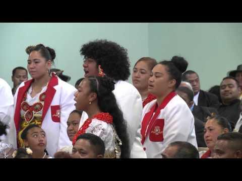 Hiva 'a Glen Innes  STT 'Okalani Nu'usila  27 Tisema 2015
